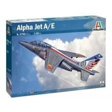 Italeri 1/48 Alpha Jet A/E Model Kit