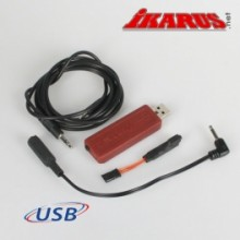 Ikarus USB-Interfaceset (Spektrum / Futaba)