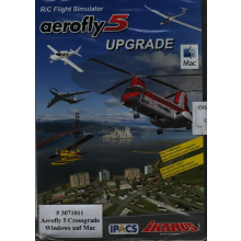 Ikarus Aerofly 5 Crossgrade (Windows to MAC)