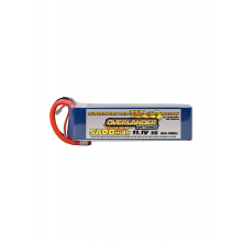 5800mAh 11.1V 3S 35C Supersport Pro LiPo Battery