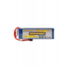 3900mAh 18.5V 5S 35C Supersport Pro LiPo Battery SKU3191