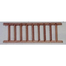 Walnut ladder 12x60mm