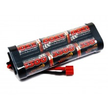 Nimh Battery Pack SubC 3300mah 7.2v Premium Sport - Now with Deans Connector!