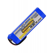 10000mAh 14.8V 4S 30C SupersportXL LiPo Battery
