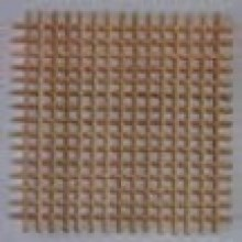 White wood grating 1.5x36x36mm