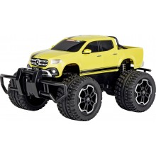Carrera RC Mercedes Benz X-Class 1:16 RC model car for beginners Electric ATV Incl. battery and charger 370160125