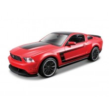 1:24 Maisto Ford Mustang Boss 302-kit