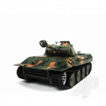 Heng Long 1:16 German Panther (2.4GHz+Shooter+Smoke+Sound)