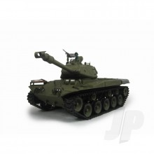 1:16 US M41A3 Walker Bulldog (2.4GHz+Shooter+Smoke+Sound)