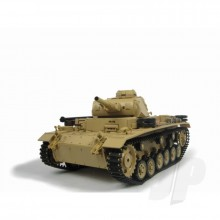 Heng Long 1:16 German Tauch Panzer III (2.4GHz+Shooter+Smoke+Sound)