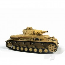 Heng Long 1:16 German Panzer IV F1 Tank (2.4GHz+Shooter+Smoke+Sound)
