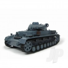 Heng Long 1:16 German Panzer IV F2 Tank (2.4GHz+Shooter+Smoke+Sound)