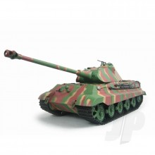 1:16 German King Tiger Porsche (2.4GHz+Shooter+Smoke+Sound)