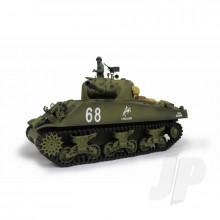 1:16 US M4A3 Sherman (2.4GHz+Shooter+Smoke+Sound)