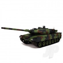 1:16 German Leopard 2A6 (2.4GHz+Shooter+Smoke+Sound)