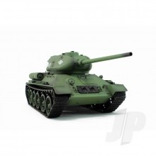 1:16 Russian T-34/85 1944 Tank (2.4GHz+Shooter+Smoke+Sound)