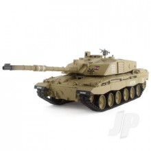 Henglong 1:16 British Challenger 2 with Infrared Battle System (2.4GHz+Shooter+Smoke+Sound)
