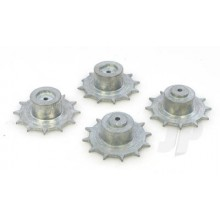 Usm41A3 Walker Metal Drive Wheels (Pair)