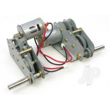 Snow Leopard/KV-1 Metal Gearbox Set (3838/78)