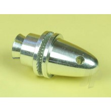 Medium Collet Prop Adaptor with Spinner (4mm)