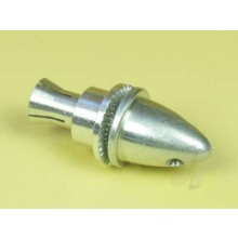 Medium Collet Prop Adaptor with Spinner (3.17mm)