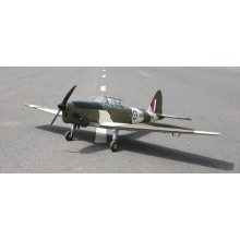 DHC-1 Chipmunk 1/5 Scale 2.0m (80in) (20cc) (SEA-304G)