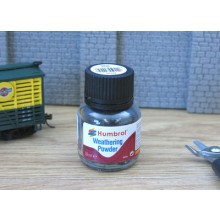 Humbrol Weathering Powder 28ml Smoke