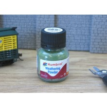 Humbrol Weathering Powder 28ml Chrome Oxide