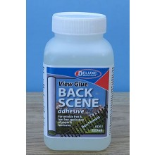 Deluxe View Glue Back Scene Adhesive AD61