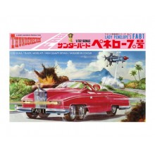 Plastic Kit Aoshima Thunderbirds FAB1 1/32 00523