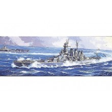 1/700th WATERLINE KIT BATTLESHIP USS NORTH CAROLINA