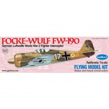 Guillows Focke-Wulf FW-190 kit