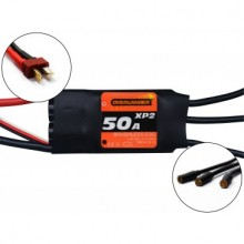 Overlander XP2 50A Brushless ESC - RTF Speed Controller