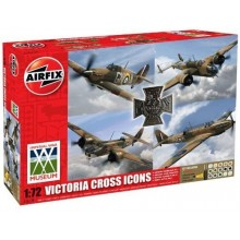 Airfix 1/72 Victoria Cross Icons Gift Set A50129