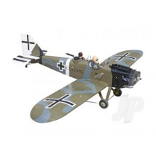 Seagull Junkers CL1 G-BUYU 15cc