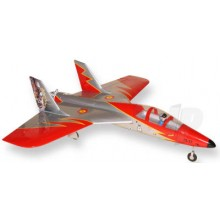 Ultra Jet (Silver/Red)