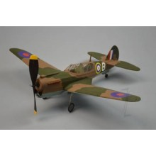 Dumas P-40 Kitty Hawk Free Flight Kit (235)