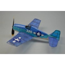 Dumas F6F Hellcat Free Flight Kit (237)