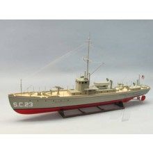 SC-1 Class Sub-Chaser Kit(1259)