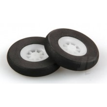 GWS Light Weight Foam Wheels 38mm