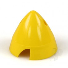 2.1/2in - 63mm Yellow Spinners