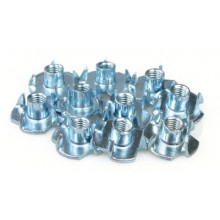 M4 T Nut 4 Prong (10 x 5)