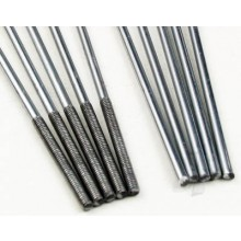 8.0in M2 Threaded Control Rod (Pushrod)