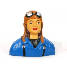 Pilot Sports Girl (Painted) P67