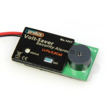 Lipo Low Voltage Alarm 5-6 cell