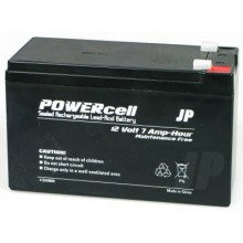 12V-7 Ah Lead Acid Sealed Gel Battery