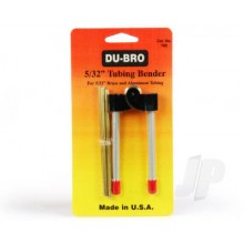 Dubro DB786 5/32 Tube Bender Kit