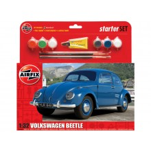 1/72 Airfix VW Beetle Starter Set A55207