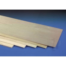 Plywood 300 x 600 x 6.5mm (1/4)