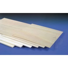 Light Ply 300 x 900 x 3mm (1/8)
